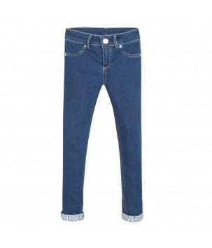 Jeans Japanese flower