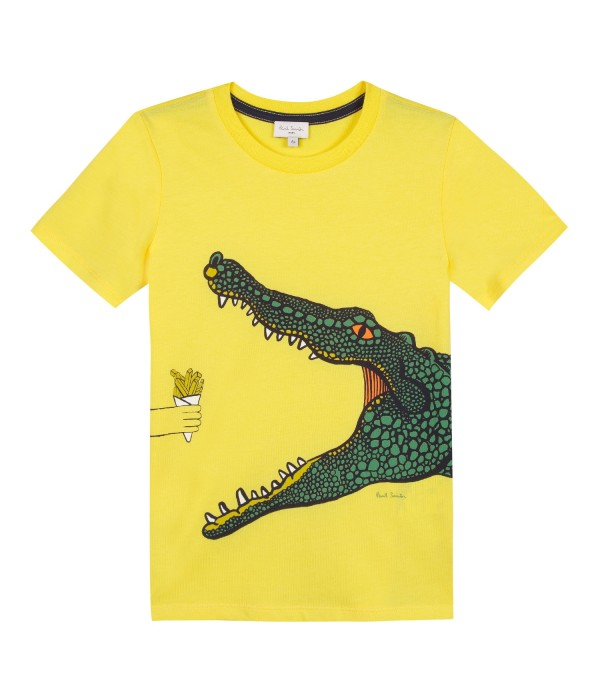Tricou galben Paul Smith