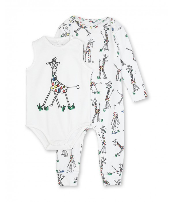 Set baby GIRAFFE