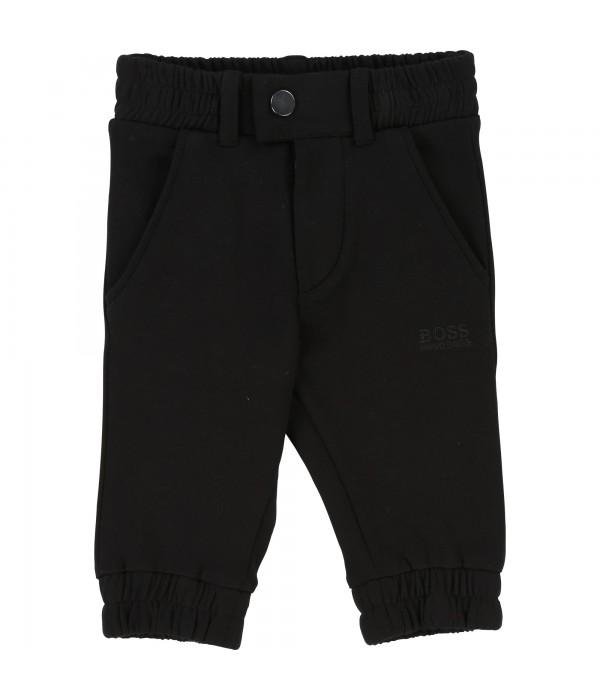 Pantaloni negri sport