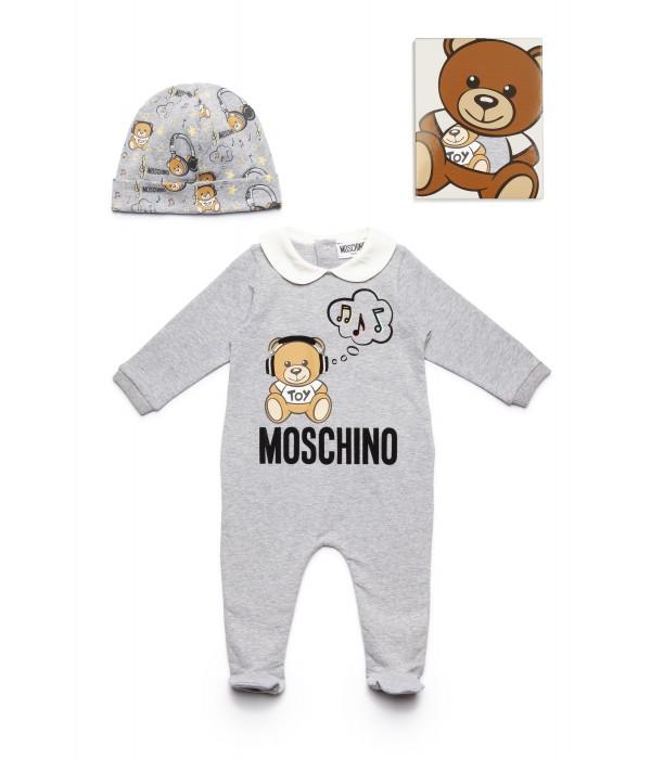 Set BabyGrow Moschino
