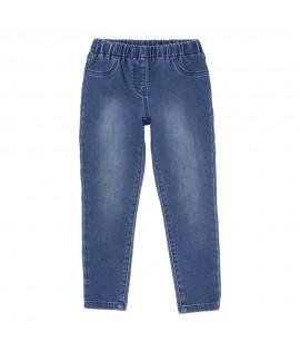 Jeans cu elastic