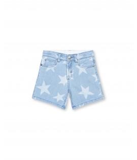 Pantaloni scurti cu stele