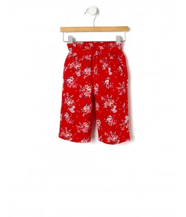 Pantaloni lungi RED AND BLUE
