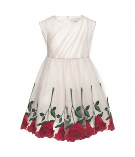Rochie eleganta din tull