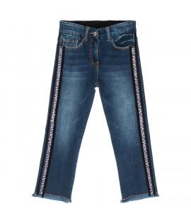 Jeans cu vipusca