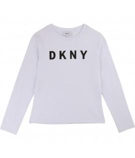Tricou alb DKNY