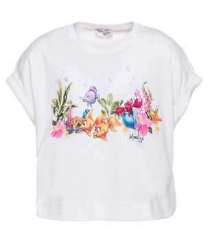 Tricou MERMAID & PAILLETTES