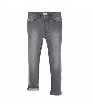 Pantaloni denim grosi