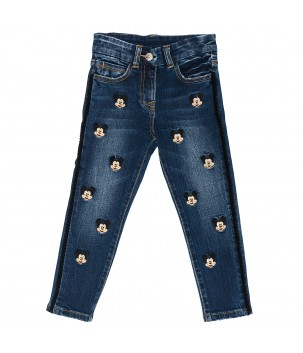 Pantaloni Mickey