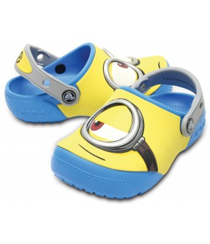 Papuci CrocsFunLab Minions