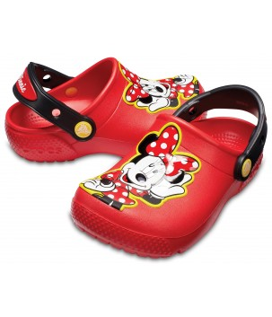 Papuci Crocs Fun Lab Minnie