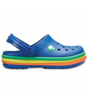 Papuci Crocs Crocband™ Rainbow