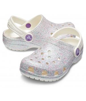 Papuci Classic Glitter