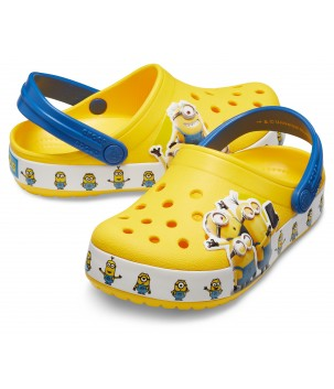 Papuci CrocsFL Minions Multi