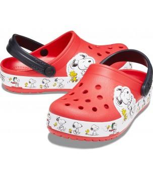 Papuci Snoopy Woodstock
