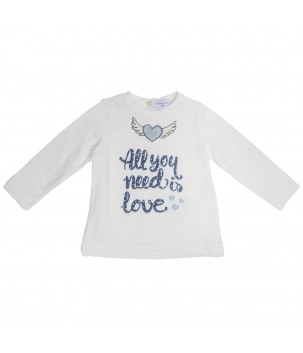 Tricou Blue Love