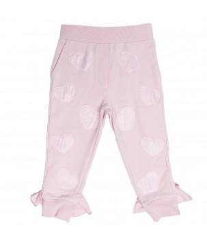 Pantaloni pink Heart