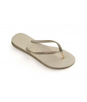 Papuci Slim Sparkle