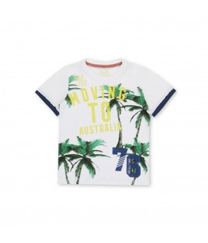 Tricou Ms WILD SURFING