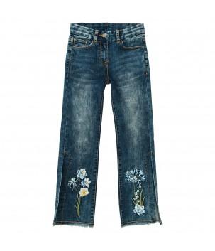 Pantaloni lungi STRIPES AND GARDEN