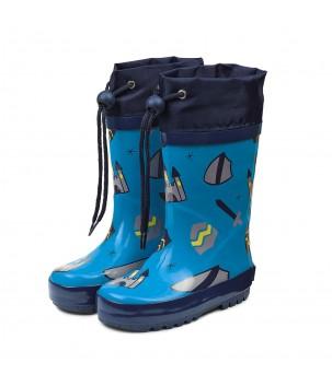 Cizme ploaie Albastru