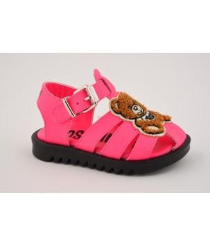 Sandale Fucsia Neon