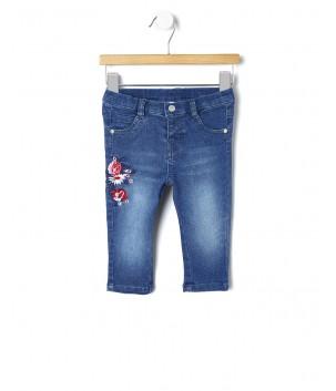 Pantaloni lungi RED AND BLUE
