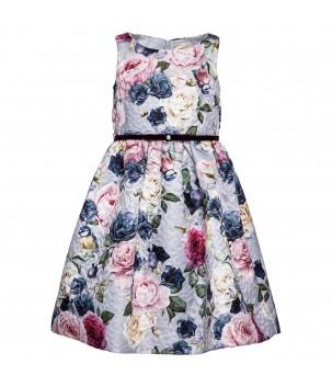 Rochie cu trandafiri