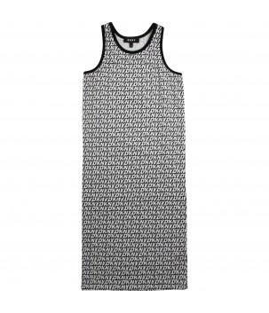 Rochie mini print DKNY
