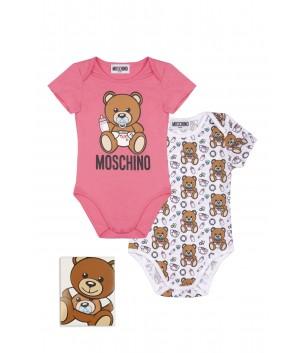 Set salopete Teddy Bear